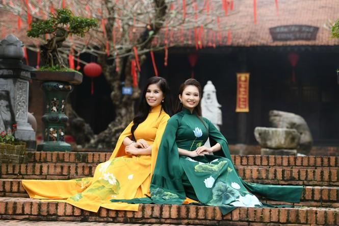 Cặp đôi Á quân Tuyệt đỉnh song ca 2018 chấp nhận già và xấu để làm MV Tết - ảnh 1