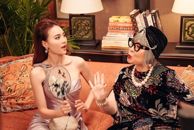 Phim Tết chiếu rạp: Choáng với nhan sắc mẹ chồng Lê Khanh - ảnh 4