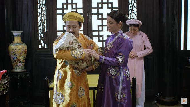 Teaser kịch tính của 'Phượng khấu', phim cung đấu Việt Nam - ảnh 2