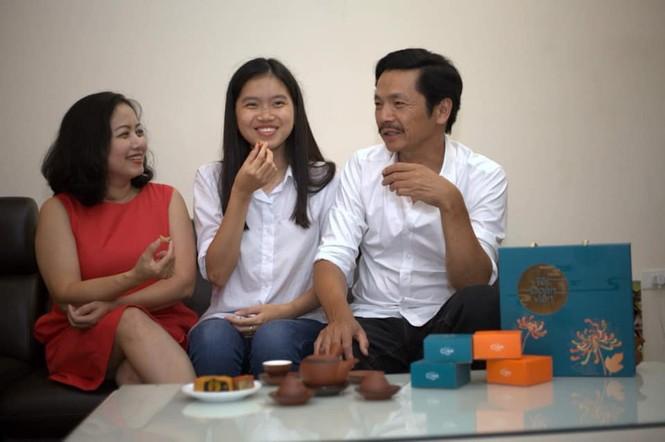NSND Trung Anh xúc động nhắn nhủ con gái rượu và con rể tương lai - ảnh 2