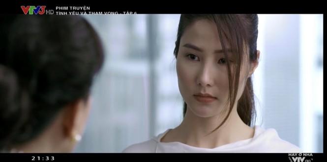 Tình yêu và tham vọng 6: Linh (Diễm My 9X) bị Chủ tịch (NSND Minh Hòa) dằn mặt - ảnh 1