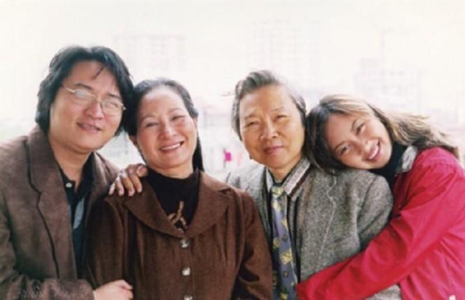 Nghệ sỹ Pham Ngọc Hướng, bố đẻ của anh em Ngọc Châu- Khánh Linh qua đời - ảnh 2