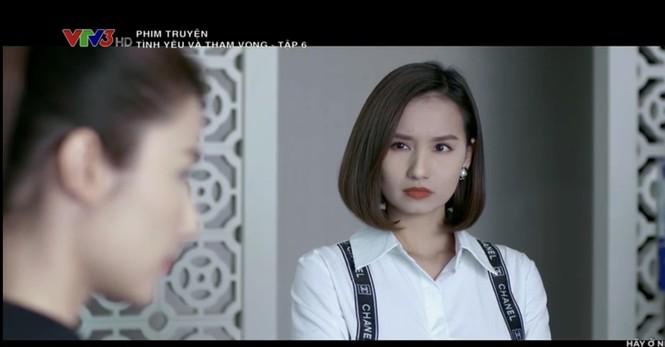 Tình yêu và tham vọng 6: Linh (Diễm My 9X) bị Chủ tịch (NSND Minh Hòa) dằn mặt - ảnh 4