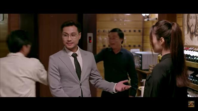 Tình yêu và tham vọng 6: Minh ép Linh bán đứng công ty cũ, Phong thả thính Linh - ảnh 3