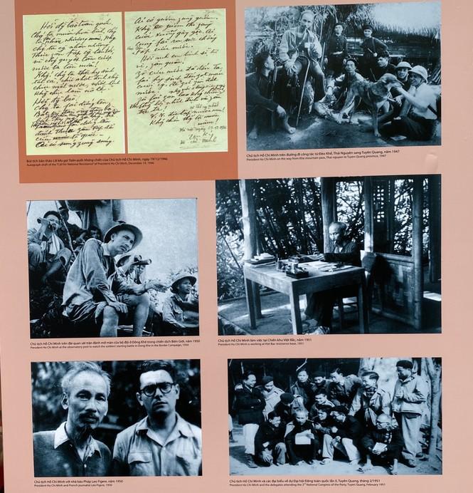 Hơn 250 ảnh tư liệu quý về Bác Hồ - ảnh 4