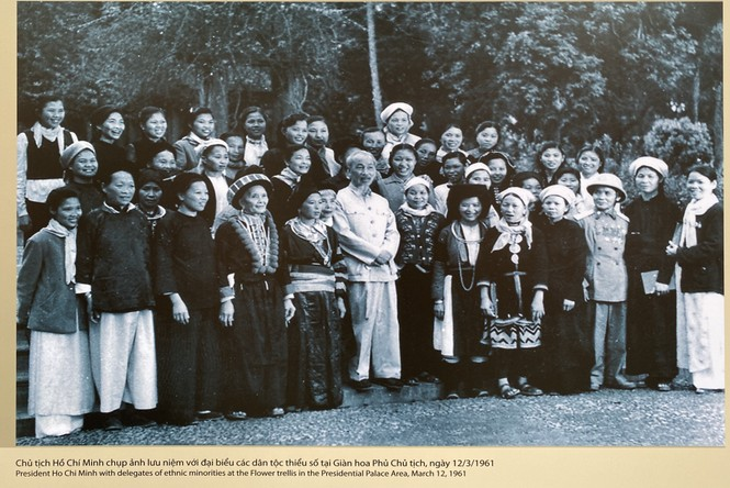 Hơn 250 ảnh tư liệu quý về Bác Hồ - ảnh 6