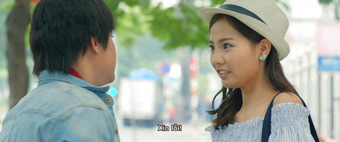 Nữ diễn viên 'Tôi thấy hoa vàng' bất ngờ xuất hiện trong 'Tôi là não cá vàng' - ảnh 1