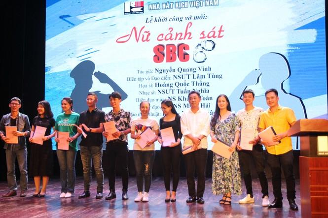 NSƯT Quốc Khánh tham gia 'Nữ cảnh sát SBC' - ảnh 2