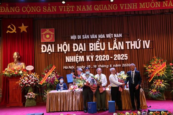 PGS.TS. Đỗ Văn Trụ đắc cử Chủ tịch Hội Di sản Văn hóa Việt Nam - ảnh 3