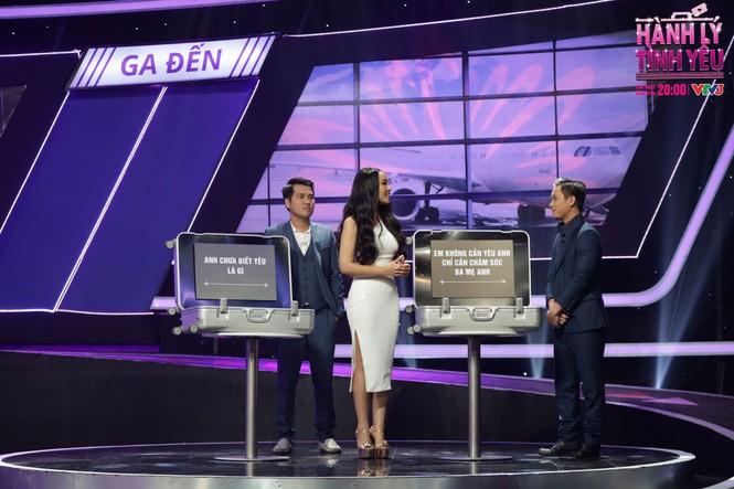 Nữ MC 'khóc vì tiền' và cái kết bất ngờ ở gameshow hẹn hò - ảnh 2