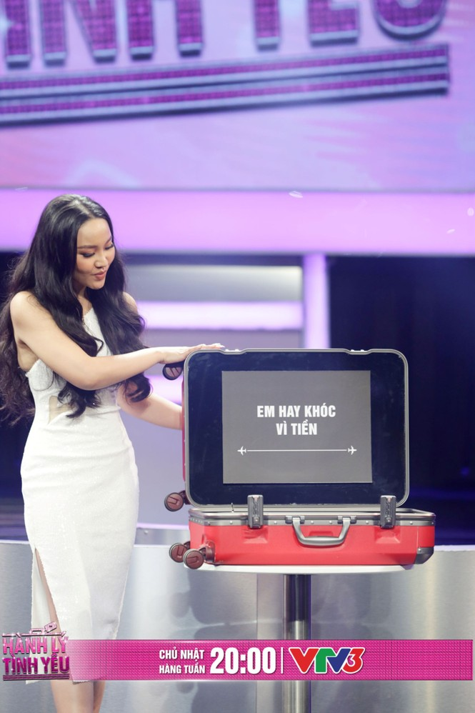 Nữ MC 'khóc vì tiền' và cái kết bất ngờ ở gameshow hẹn hò - ảnh 4