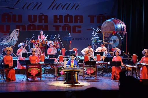 Hơn 600 thí sinh thi độc tấu và hòa tấu nhạc cụ dân tộc toàn quốc 2020 - ảnh 1
