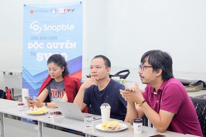 Sân chơi SV cho sinh viên đại học trở lại, MC Lại Văn Sâm, Xuân Bắc ngồi ghế nóng - ảnh 1