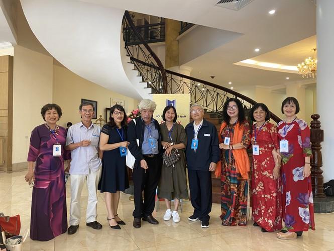 Tân Chủ tịch Hội Nhà văn Nguyễn Quang Thiều được kỳ vọng - ảnh 1