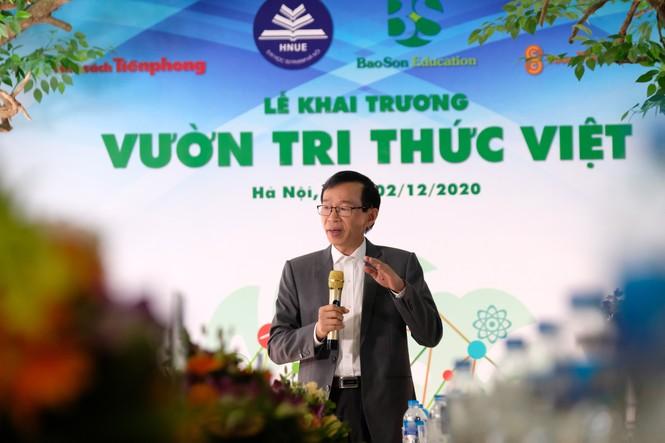 Vườn Tri thức Việt - Không gian văn hoá sáng tạo hút giới trẻ - ảnh 4