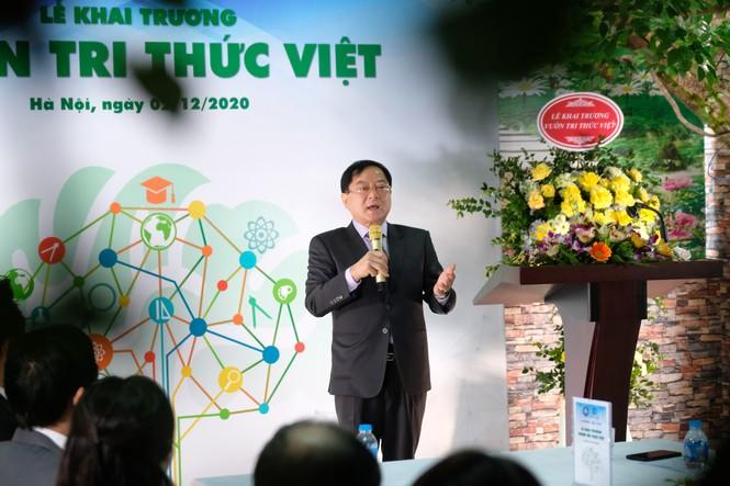 Vườn Tri thức Việt - Không gian văn hoá sáng tạo hút giới trẻ - ảnh 3