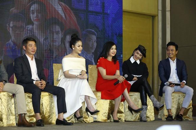 'Người đàn bà không tuổi' NSND Thu Hà tái xuất màn ảnh - ảnh 1