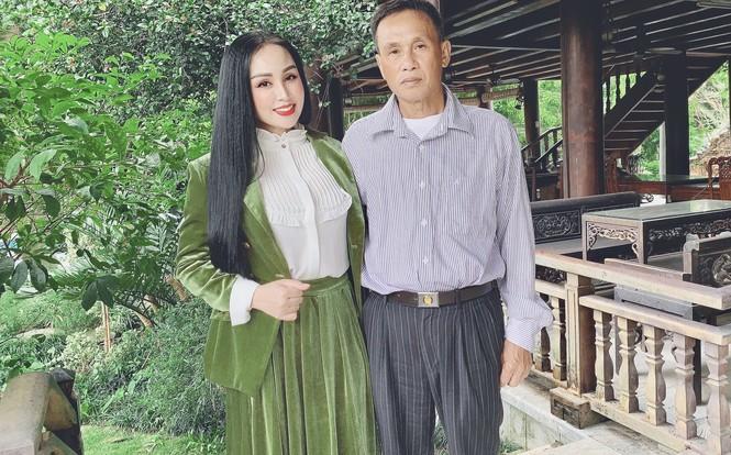 Sao mai Khánh Ly mất 4 năm làm album nhạc dân gian tặng bố - ảnh 2