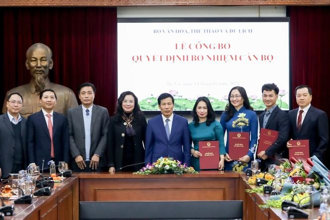 NSƯT Xuân Bắc được bổ nhiệm Giám đốc Nhà hát Kịch Việt Nam - ảnh 1