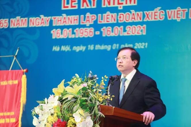 Liên đoàn Xiếc Việt Nam kỷ niệm 65 năm thành lập - ảnh 1