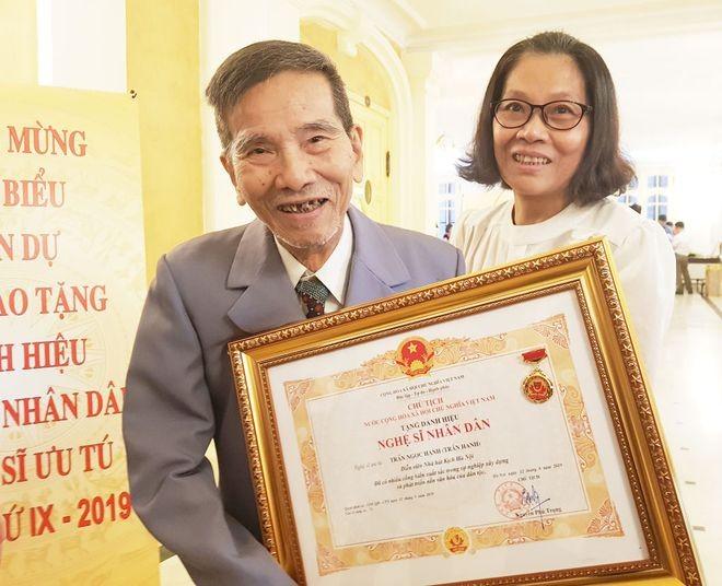 NSND Trần Hạnh qua đời ở tuổi 92 - ảnh 1
