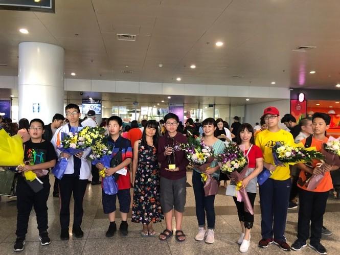 Đội tuyển Việt Nam lọt top 5 thế giới cuộc thi Toán học trẻ quốc tế IMC - ảnh 1