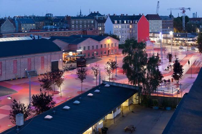 Công viên nghệ thuật đa sắc màu ở Đan Mạch  - ảnh 18