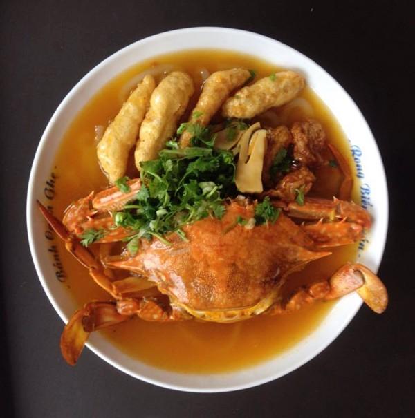 5 quán bánh canh ghẹ đình đám ở Hà Nội - ảnh 4