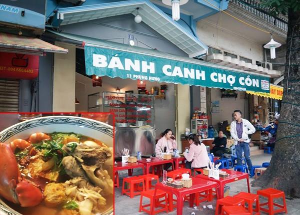 5 quán bánh canh ghẹ đình đám ở Hà Nội - ảnh 7