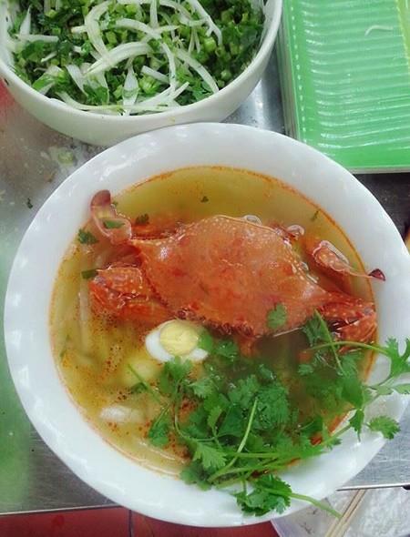5 quán bánh canh ghẹ đình đám ở Hà Nội - ảnh 8