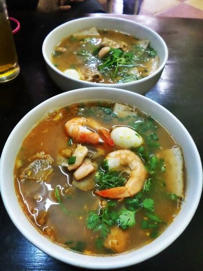 5 quán bánh canh ghẹ đình đám ở Hà Nội - ảnh 9