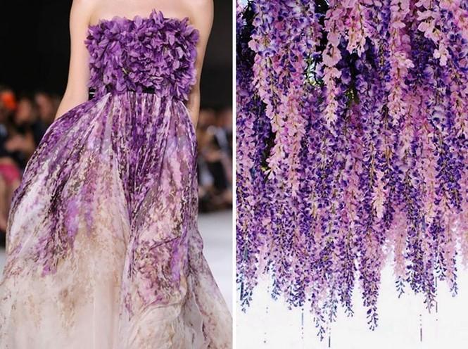 'Sững sờ' những bộ váy tuyệt đẹp lấy cảm hứng từ thiên nhiên - ảnh 8