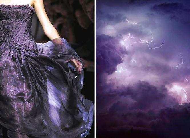'Sững sờ' những bộ váy tuyệt đẹp lấy cảm hứng từ thiên nhiên - ảnh 2