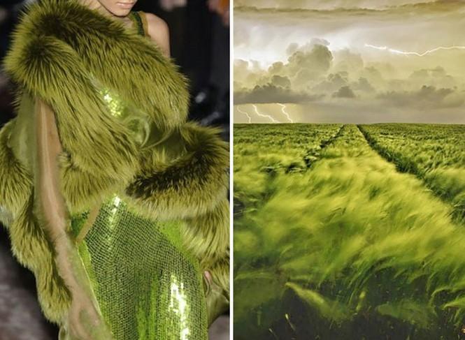 'Sững sờ' những bộ váy tuyệt đẹp lấy cảm hứng từ thiên nhiên - ảnh 15