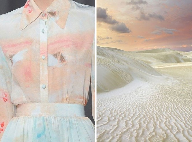 'Sững sờ' những bộ váy tuyệt đẹp lấy cảm hứng từ thiên nhiên - ảnh 16