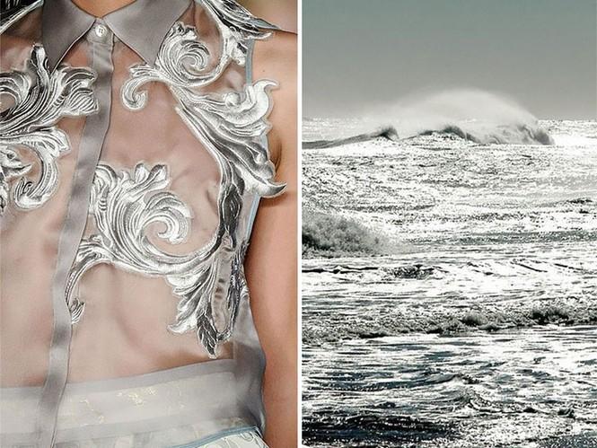 'Sững sờ' những bộ váy tuyệt đẹp lấy cảm hứng từ thiên nhiên - ảnh 20