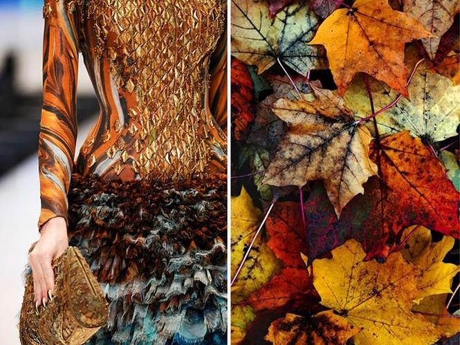 'Sững sờ' những bộ váy tuyệt đẹp lấy cảm hứng từ thiên nhiên - ảnh 21