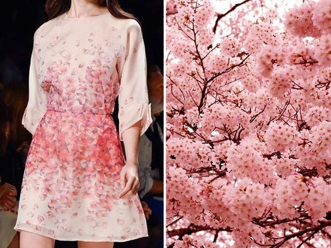 'Sững sờ' những bộ váy tuyệt đẹp lấy cảm hứng từ thiên nhiên - ảnh 10