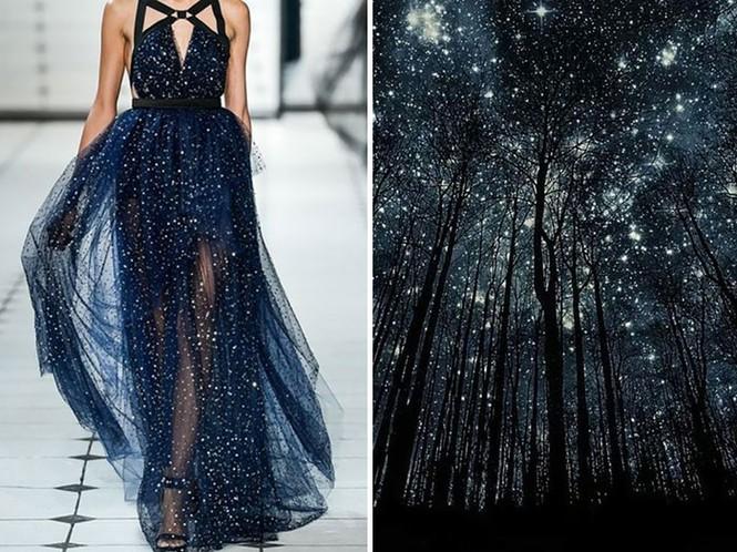 'Sững sờ' những bộ váy tuyệt đẹp lấy cảm hứng từ thiên nhiên - ảnh 7