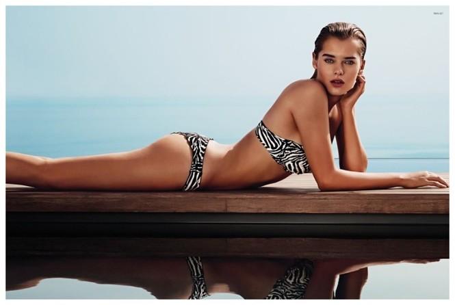 'Giải nhiệt' nắng hè với mẫu bikini 19 tuổi - ảnh 7