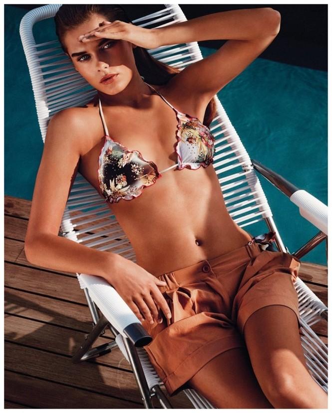 'Giải nhiệt' nắng hè với mẫu bikini 19 tuổi - ảnh 3