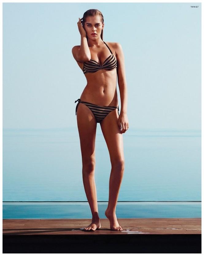 'Giải nhiệt' nắng hè với mẫu bikini 19 tuổi - ảnh 12