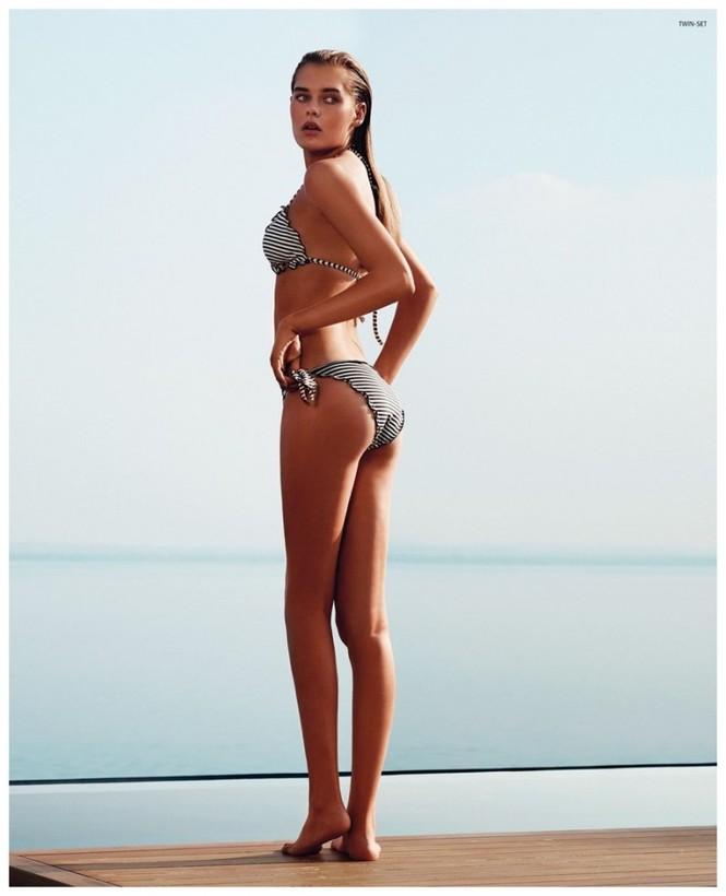 'Giải nhiệt' nắng hè với mẫu bikini 19 tuổi - ảnh 8