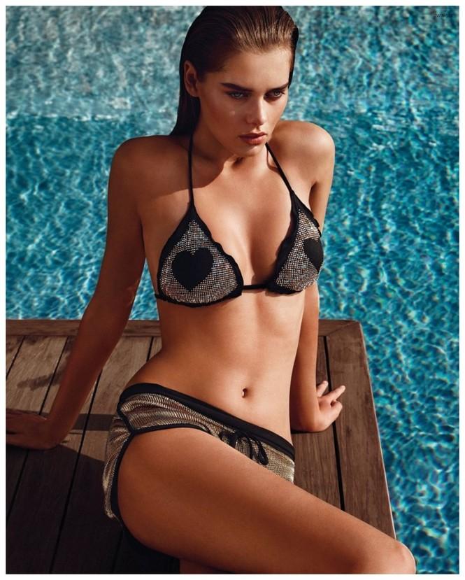 'Giải nhiệt' nắng hè với mẫu bikini 19 tuổi - ảnh 6