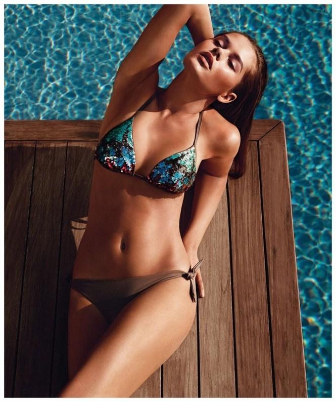 'Giải nhiệt' nắng hè với mẫu bikini 19 tuổi - ảnh 4