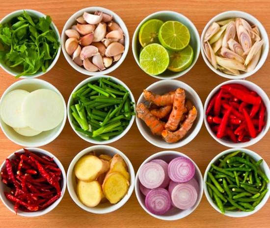 Gia vị: Bí quyết làm nên sự độc đáo của ẩm thực Thái Lan - ảnh 1