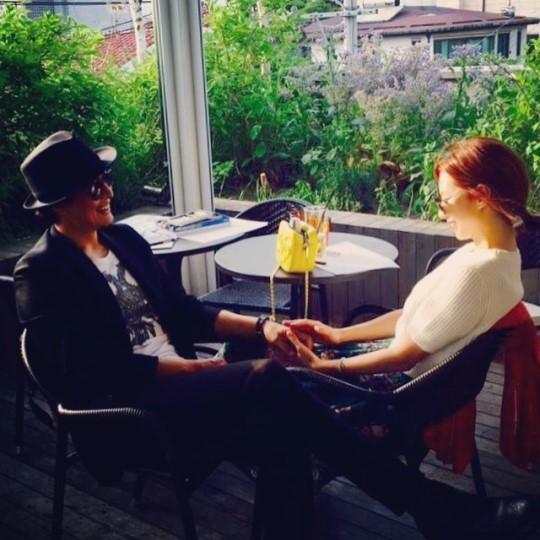 Tài tử Bae Yong Joon chính thức 'rước nàng về dinh' - ảnh 10