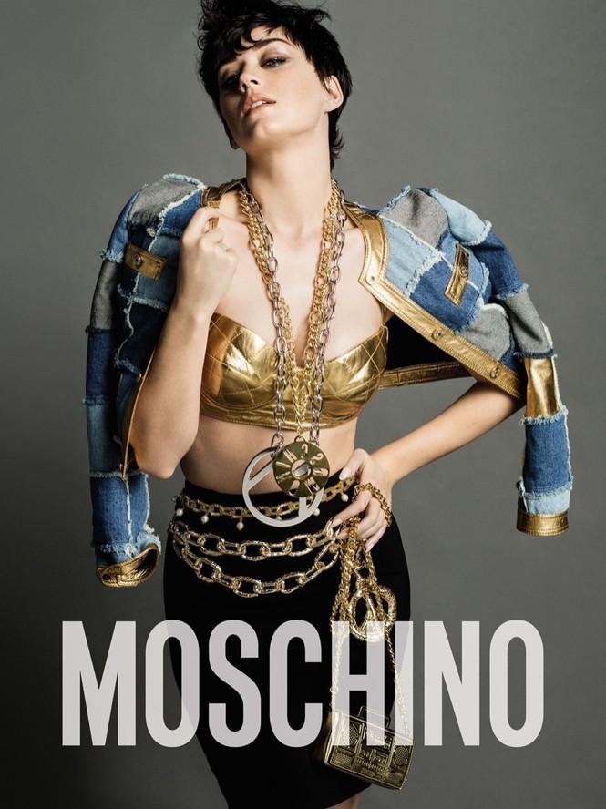 Katy Perry khoe dáng gợi cảm, cá tính - ảnh 10