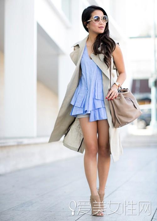 Quý cô gốc Việt cao 1m55 nhưng mặc đẹp như người mẫu 1m7 - ảnh 10