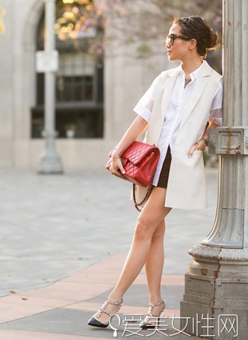 Quý cô gốc Việt cao 1m55 nhưng mặc đẹp như người mẫu 1m7 - ảnh 8